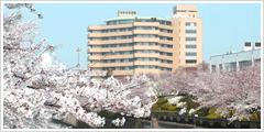 東京共済病院外観